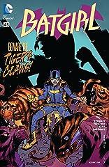 Batgirl (2011-) #43