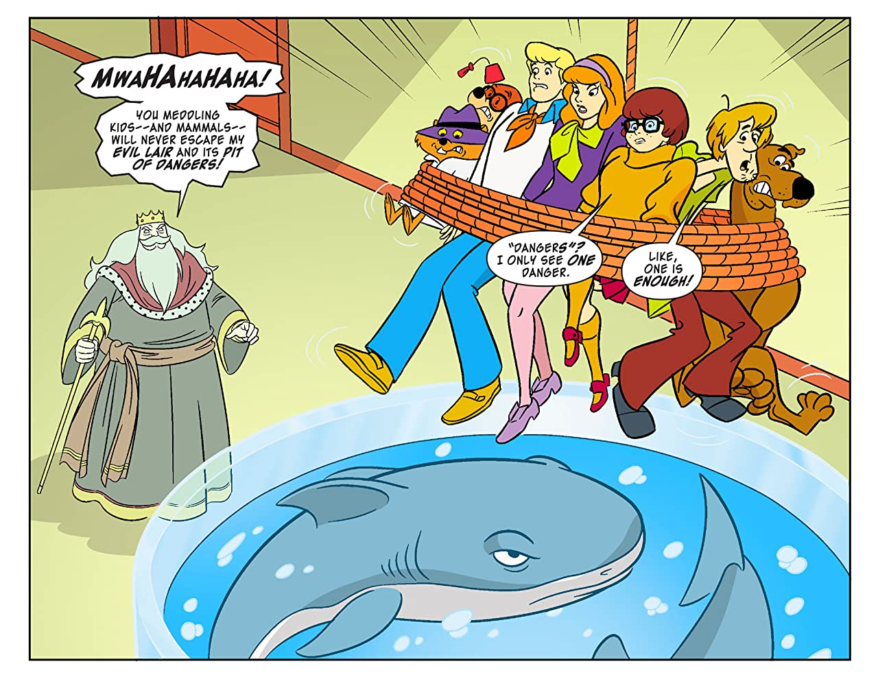 Scooby-Doo Team-Up (2013-) #22