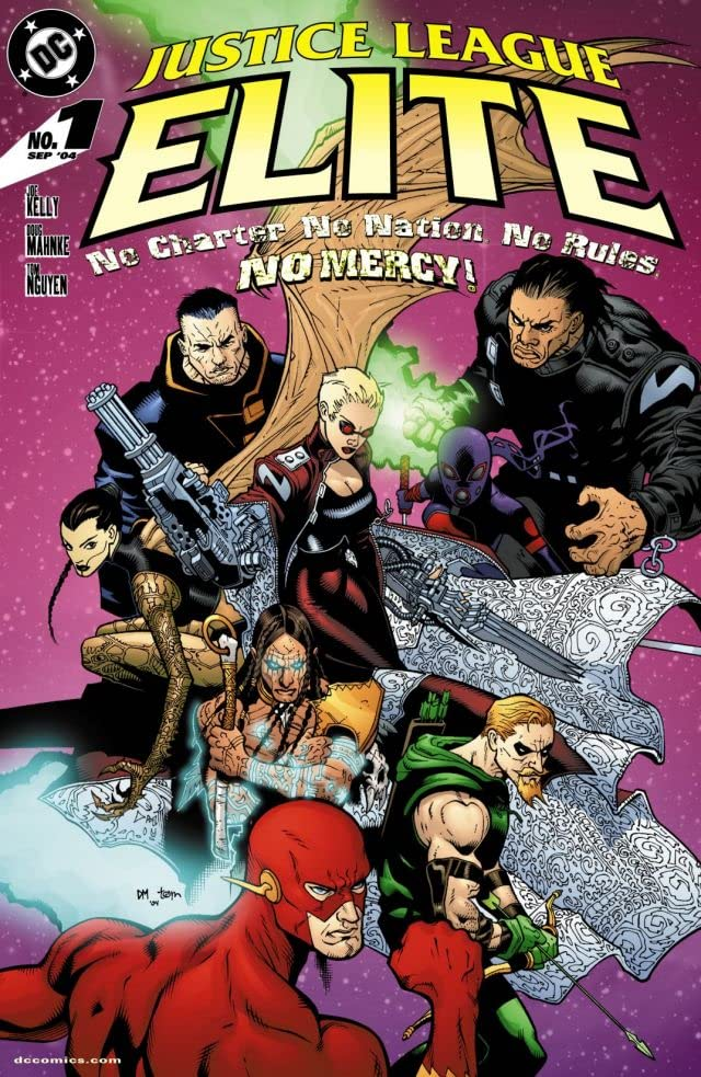 Justice League Elite #1 (of 12)
