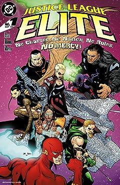 Justice League Elite #1 (of 12)