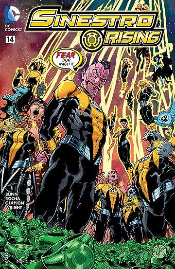 Sinestro (2014-2016) #14