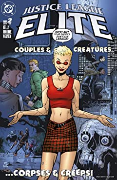 Justice League Elite #2 (of 12)