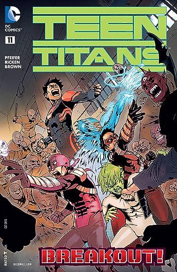 Teen Titans (2014-2016) #11