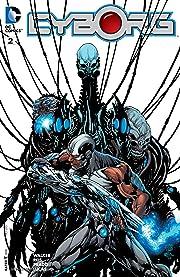 Cyborg (2015-2016) #2