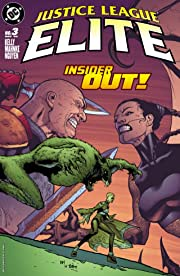 Justice League Elite #3
