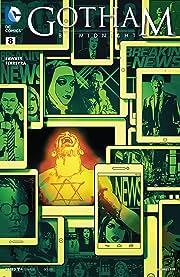 Gotham By Midnight (2014-2015) #8