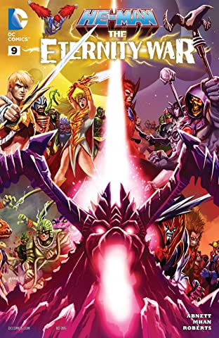 He-Man: The Eternity War (2014-2016) #9
