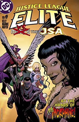 Justice League Elite #6 (of 12)