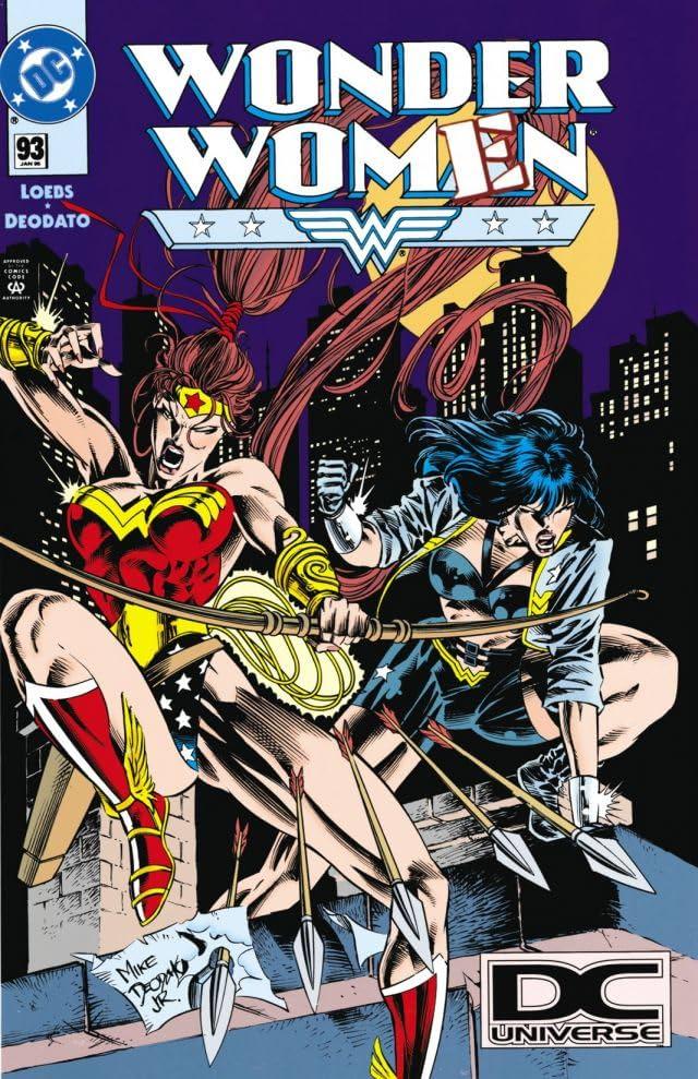 Wonder Woman (1987-2006) #93