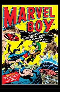 Marvel Boy (1950-1951) #1