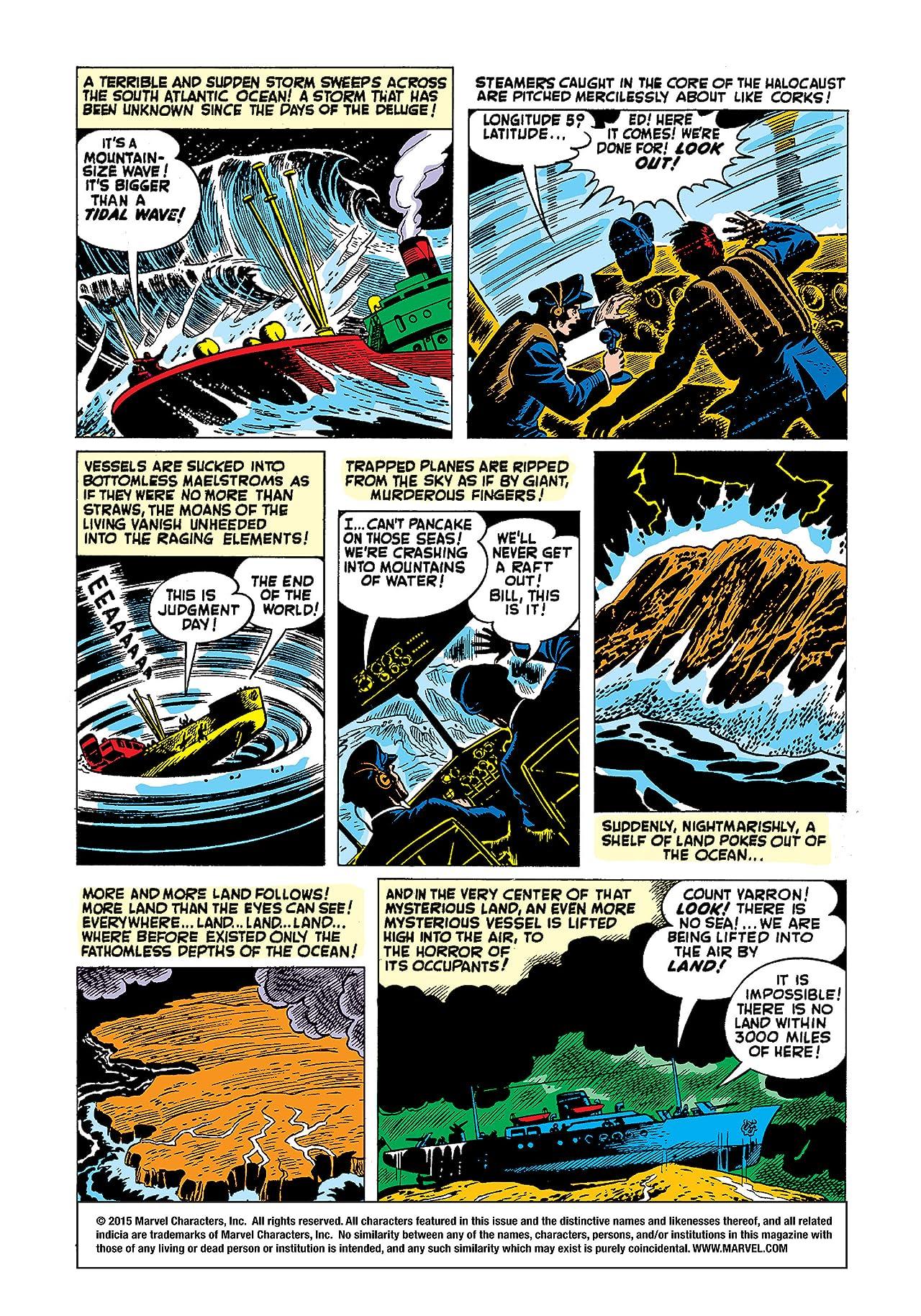 Marvel Boy (1950-1951) #1