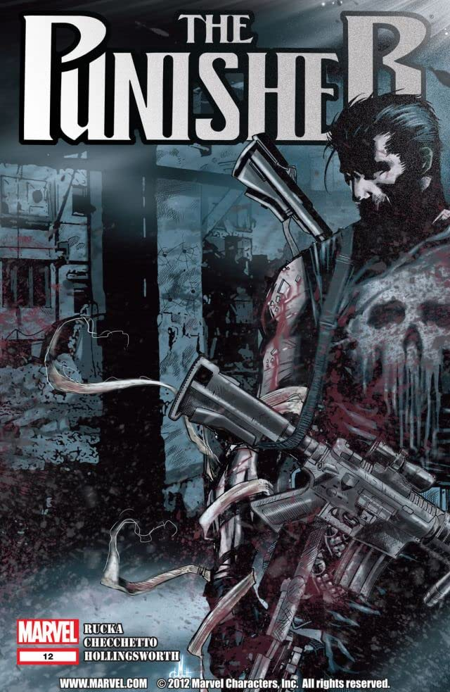 Punisher (2011-2012) #12