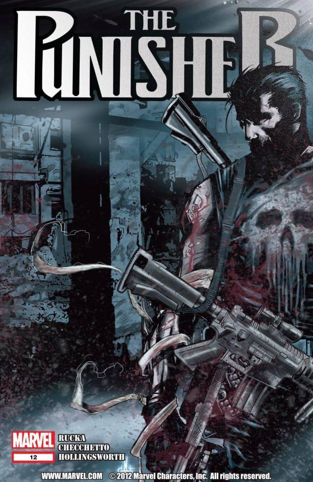 Punisher (2011-2012) #12