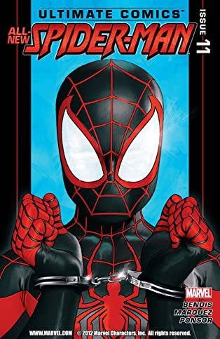 Ultimate Comics Spider-Man (2011-2013) #11