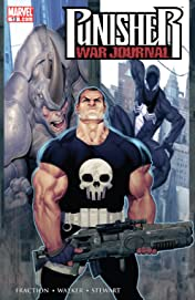 Punisher War Journal (2006-2009) #13