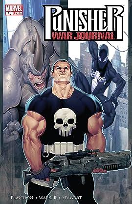 Punisher War Journal (2006-2009) #13