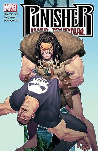 Punisher War Journal (2006-2009) #14