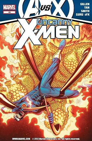 Uncanny X-Men (2011-2012) No.13