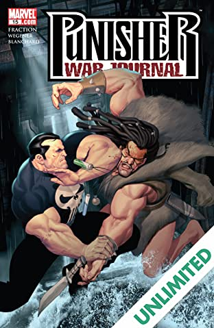 Punisher War Journal (2006-2009) #15