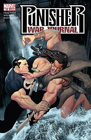 Punisher War Journal (2006-2009) #15