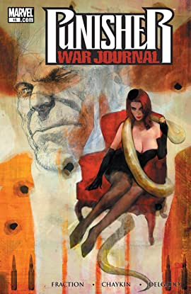 Punisher War Journal (2006-2009) #16