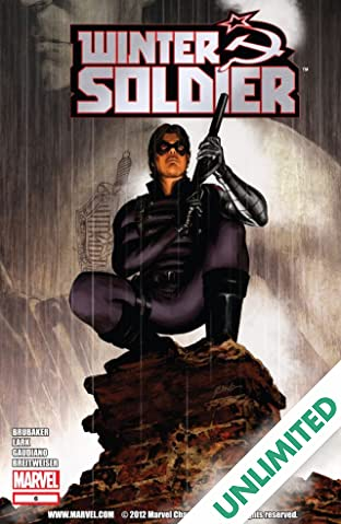 Winter Soldier #6