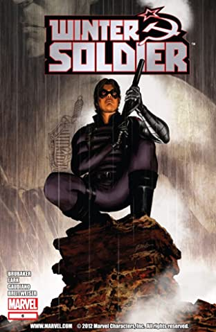 Winter Soldier No.6