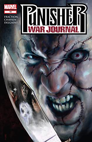 Punisher War Journal (2006-2009) #18