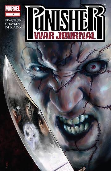 Punisher War Journal (2006-2009) #18