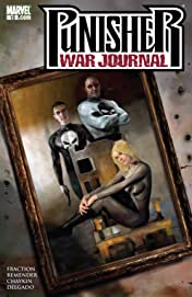 Punisher War Journal (2006-2009) #19