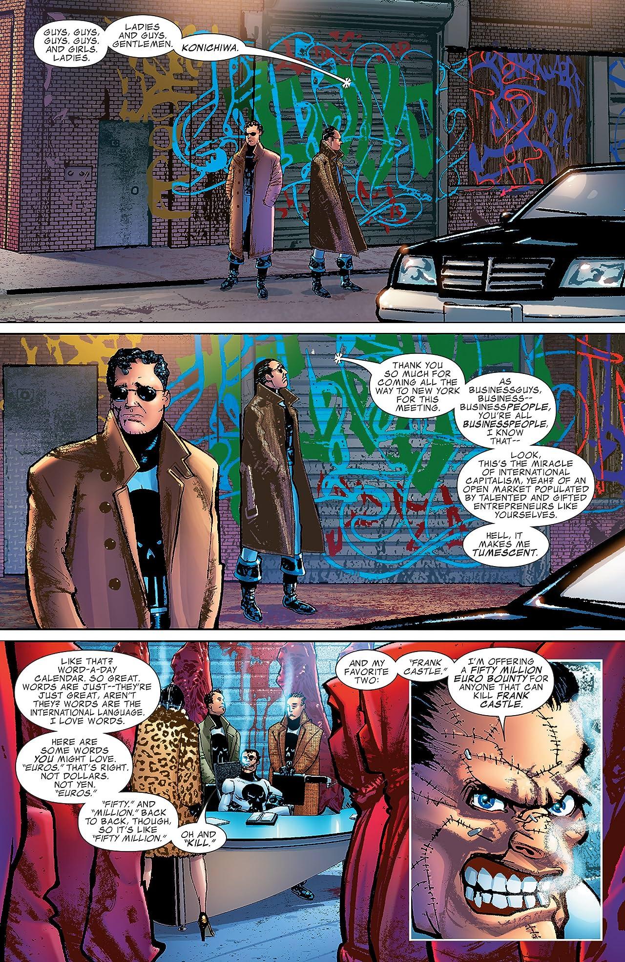 Punisher War Journal (2006-2009) #20