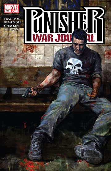 Punisher War Journal (2006-2009) #21