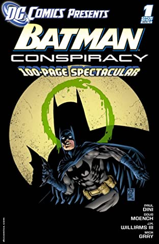 DC Comics Presents: Batman - Conspiracy No.1