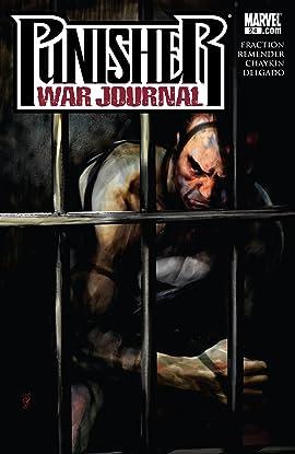 Punisher War Journal (2006-2009) #24