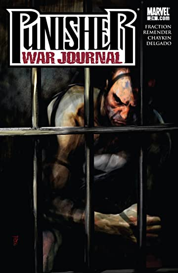 Punisher War Journal (2006-2009) #24