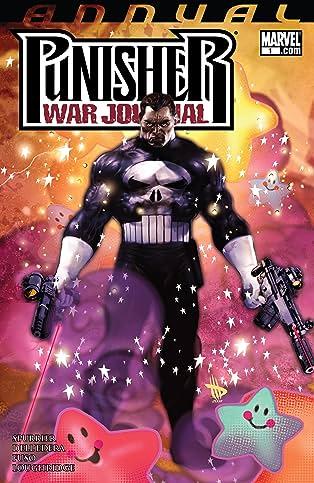 Punisher War Journal (2006-2009) Annual #1