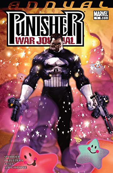 Punisher War Journal (2006-2009) Annual #1