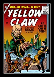 Yellow Claw (1956-1957) #1