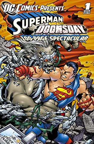 DC Comics Presents: Superman/Doomsday #1