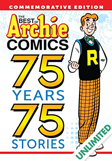 The Best of Archie Comics: 75 Years 75 Stories