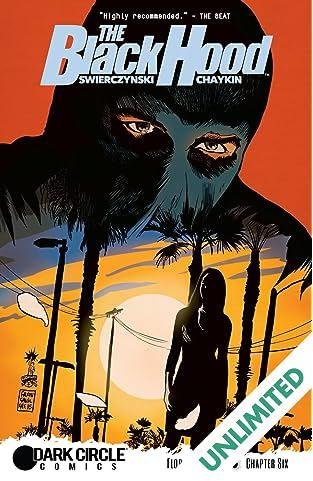 The Black Hood #6