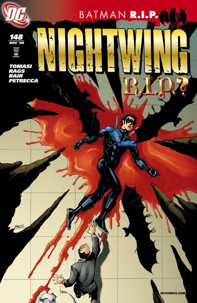 Nightwing (1996-2009) #148