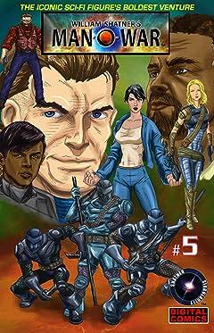 William Shatner's Man O' War #5