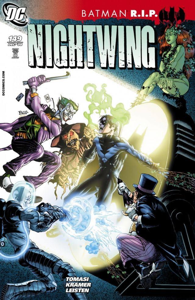 Nightwing (1996-2009) #149