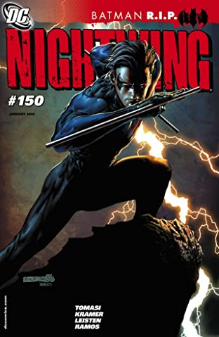 Nightwing (1996-2009) #150