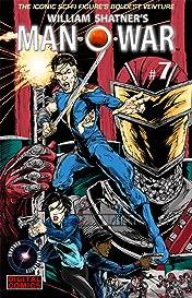 William Shatner's Man O' War #7