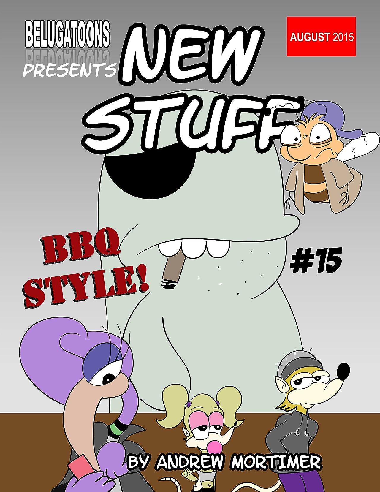 New Stuff #15