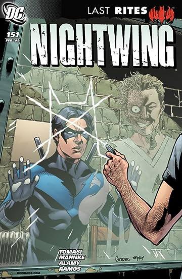 Nightwing (1996-2009) #151