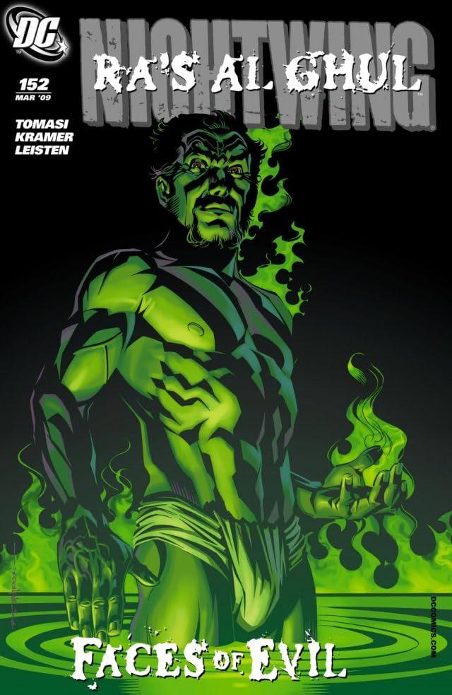 Nightwing (1996-2009) #152