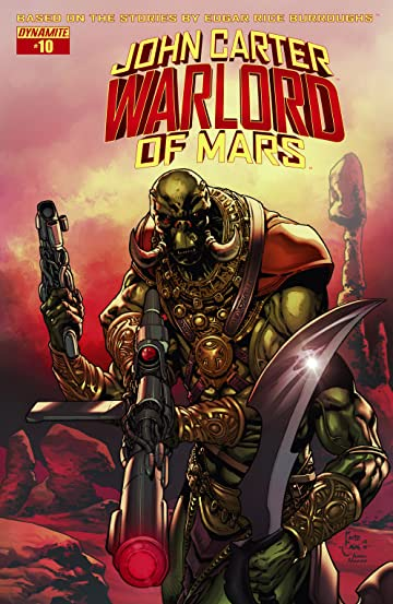 John Carter: Warlord of Mars #10: Digital Exclusive Edition
